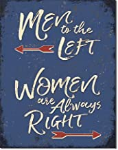 New Men to The Left Women are Always Right 16