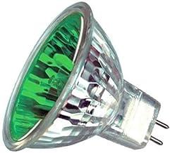 PROLITE 20watt 12volt GU5.3 MR16 Kleur Groen