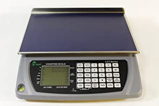 LW Measurements Large Heavy Duty Counting Inventory Digital Scale 33 Lbs
