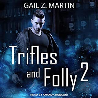 Trifles and Folly 2 audiobook cover art