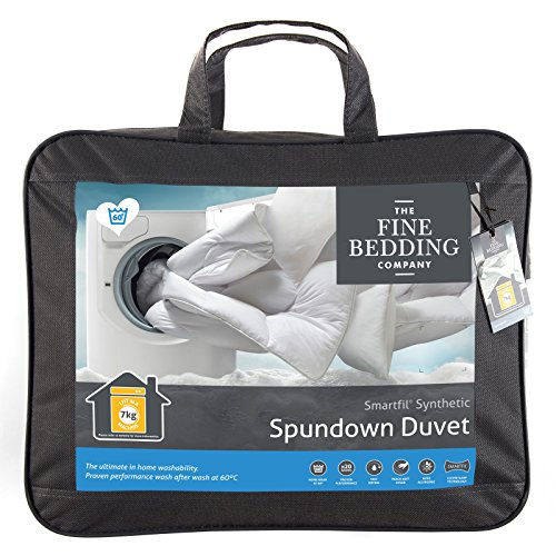 The Fine Bedding Company Washable Anti Allergy Duvet - Spundown Smartfil
