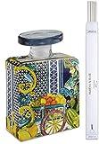Maroc & Roll - Sicily Bottiglia Magnum DIFFUSORE Profumo Ambiente in Porcellana con Bacchette 3,5lt - SBTMAXI.B&R03