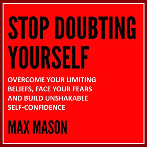Stop Doubting Yourself cover art