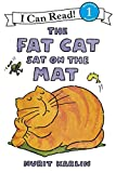 The Fat Cat Sat on the Mat (I Can Read Level 1) (English Edition)