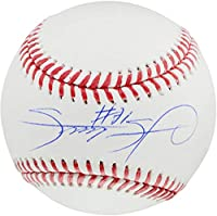 Sammy Sosa Chicago Cubs Autographed Baseball - Fanatics Authentic Certified - Autographed Baseballs