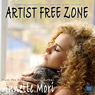 Artist Free Zone                   By:                                                                                                                                 Annette Mori                               Narrated by:                                                                                                                                 Emily Beresford                      Length: 5 hrs and 51 mins     4 ratings     Overall 4.5
