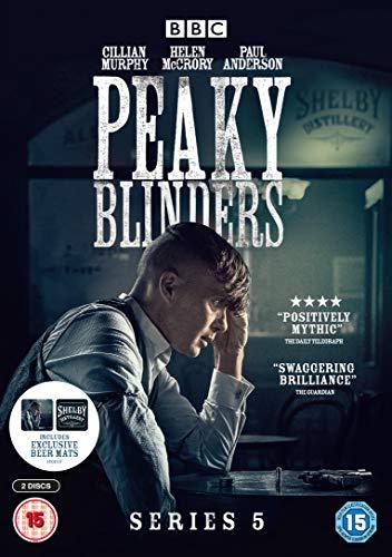 Peaky Blinders: Series 5 [Edizione: Regno Unito] [DVD]