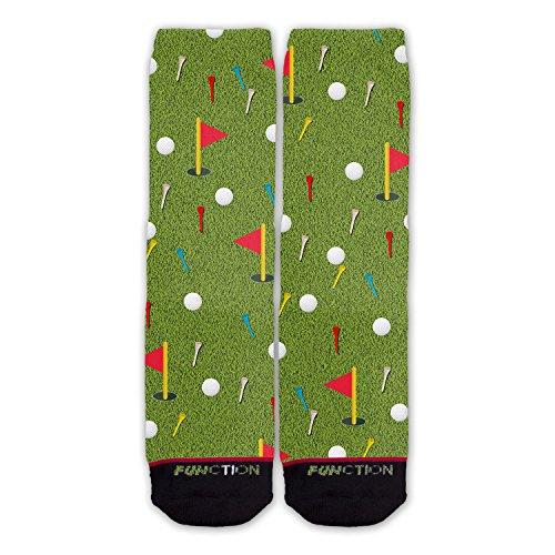 Function - Golf Pattern Fashion Socks