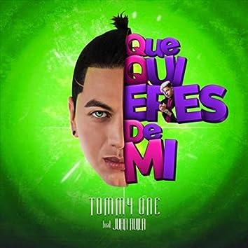 Que Quieres de Mi (feat. Juan Avila)