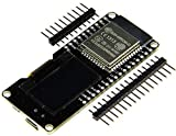TECNOIOT ESP32 OLED WeMOS Development Board WiFi+Bluetooth E
