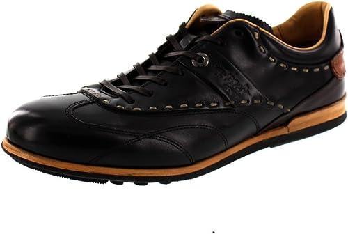 LA Martina - Turnzapatos L6040140- Cuero negro