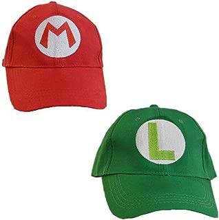 Update V3 Super Mario Bros Unisex Baseball Hat Cap Halloween Hat Cap