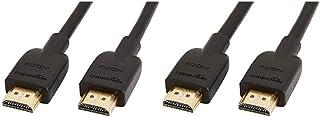 Amazonベーシック HDMIケーブル 1.8m 3点セット ハイスピード & HDMIケーブル 3.0m (タイプAオス - タイプAオス) ハイスピード