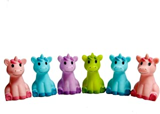 Vinyl Unicorn Characters - Set of 12
