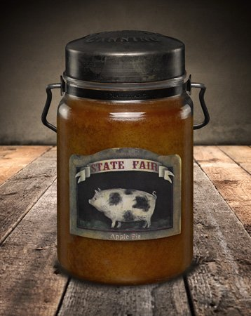 McCall's Country Candles - 26 Oz. State Fair Apple Pie