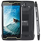 CUBOT King Kong (2018) IP68 Waterproof Rugged Smartphone Unlocked, 4400mAh Big Battery, 3G