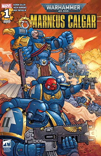 Warhammer 40,000: Marneus Calgar (2020-) #1 (of 5) (English Edition)