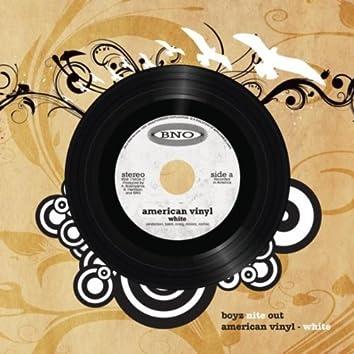 American Vinyl - White