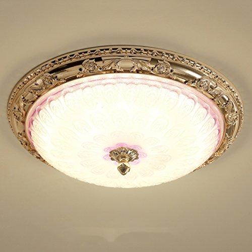 LRW Europese zuignap plafondlamp slaapkamer lampen en lantaarns zuigkap licht zink-legering kleine slaapkamer lamp