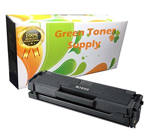 GTS (TM) Samsung MLT-D101S Black LaserJet Toner Cartridges for ML-2165W, SCX-3405FW, SF-760P