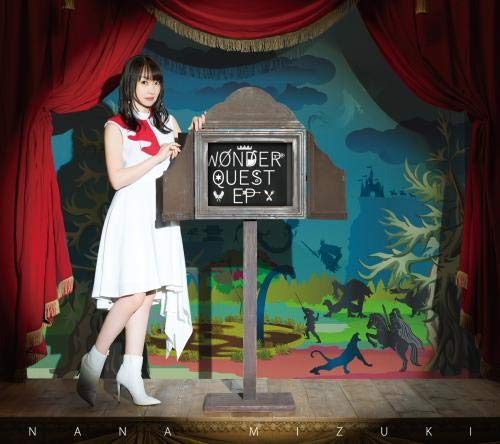 [Single]WONDER QUEST EP(WHAT YOU WANT/結界/Birth of Legend/Hungry Hungry) – 水樹奈々[FLAC + MP3]