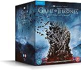 Game of Thrones Complete Series 1-8 Blu-ray Region Free