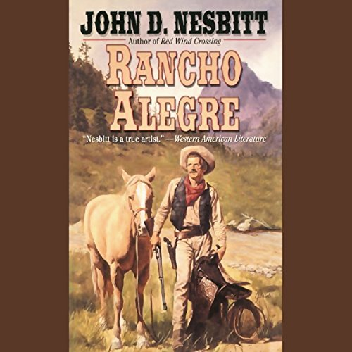 Rancho Alegre audiobook cover art
