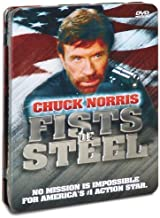 Chuck Norris: Fists of Steel by Madacy Home Video