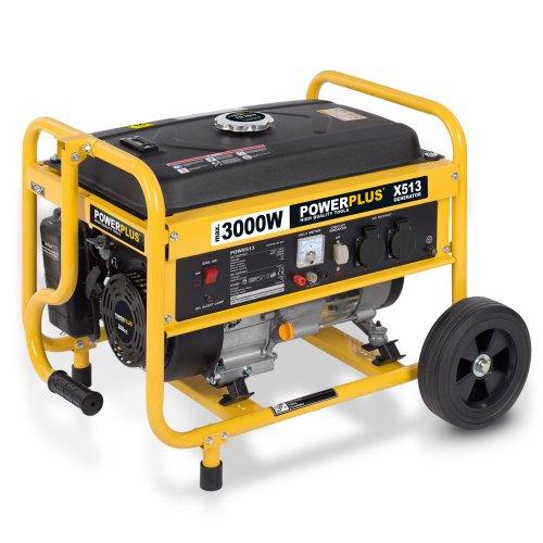 POWERPLUS POWX513 - Generador 3000w