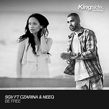 Be Free (feat. Czarina, Neeq)