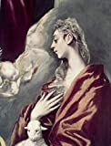 EL Greco – Madonna & Child with St. Agnes & St. Martina