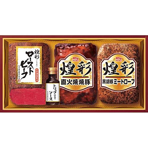丸大食品 煌彩 ローストビーフ セット 2020 歳暮 冬 ギフト (ラッピング包装のみ)