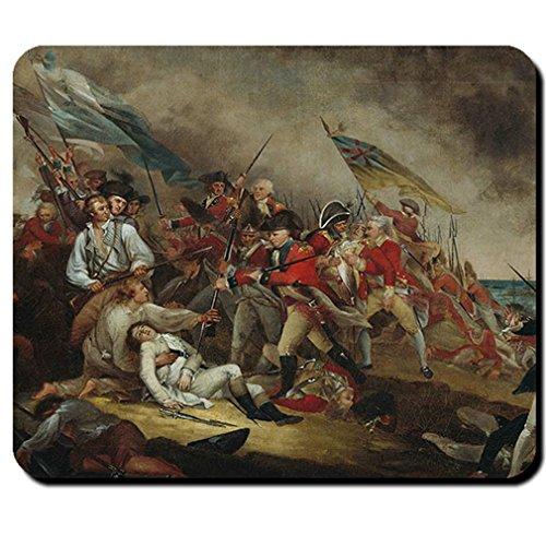 Bunker Hill Amerikanischer Unabhängigkeitskrieg Schlacht Bunker Mauspad #16190