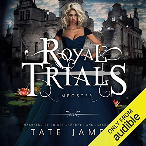 The Royal Trials: Imposter audiobook cover art