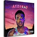 Chance The Rapper Acid Rap Canvas Art Poster and Wall Art Picture Print Modern Family Bedroom Decor Posters