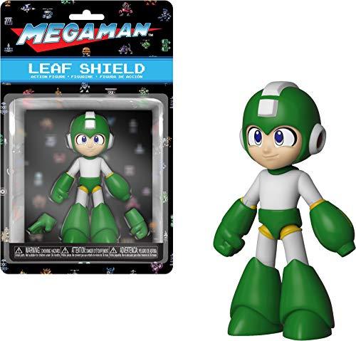 Funko 34819 Action-Figur: Megaman: Mega Man (Blattschild) Multi