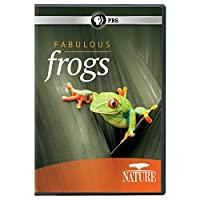 Nature: Fabulous Frogs [DVD] [Import]