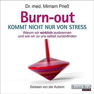 Burnout kommt nicht nur von Stress Titelbild