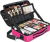 Large Professional Makeup Bag, Travel...