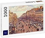 Lais Puzzle Camille Pissarro - Boulevard Montmartre 1000 Piezas