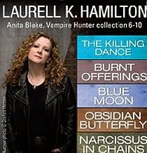 Laurell K. Hamilton's Anita Blake, Vampire Hunter collection 6-10 (mass market paperback) (Anita Blake Vampire Hunter, 6-10)