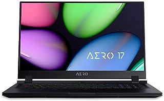 "[2020] Gigabyte AERO 17 XB Thin+Light Performance Laptop, 17.3"" 144Hz FHD IPS Display, GeForce RTX 2070 Super Max-Q, Intel..."