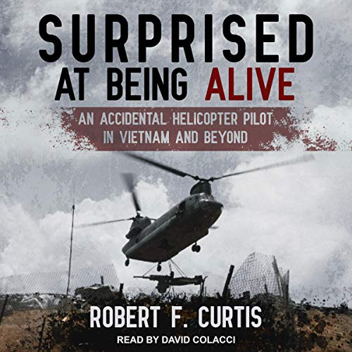 Surprised at Being Alive audiobook cover art