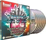Mr Entertainer Karaoke Hits of 2015 - 100 Song 6 Disc CD+G (CDG) Pack