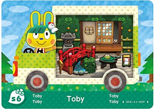 Amiibo Karten: Animal Crossing: New Leaf – Sanrio Collaboration Pack (6 Stück) - 7