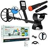 Nokta Makro Simplex+ Waterproof Detector with 11' Coil and Pinpointer