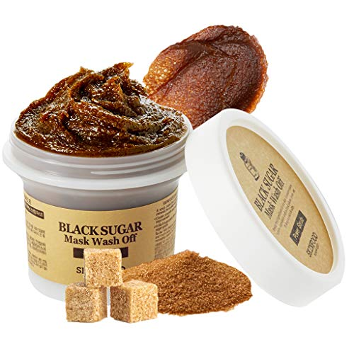 SKINFOOD Black Sugar Mask Wash Off 3.52 fl. oz