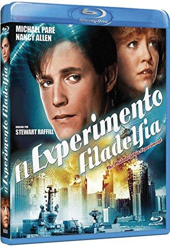 El Experimento Filadelfia BD [Blu-ray]