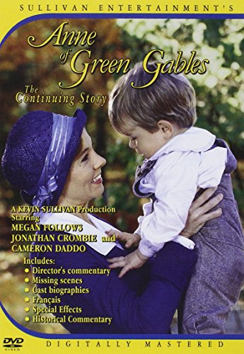 Anne Of Green Gables - The Continuing Story