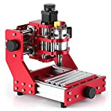 Irfora Mini CNC Router 1310 CNC Metal Engraving Milling Machine Kit PCB Wood Milling Machine Engraver with ER11 Collet